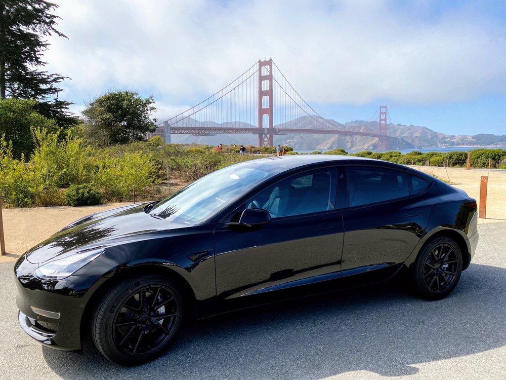 Tesla - Burlingame: 50 Edwards Ct, Burlingame, CA