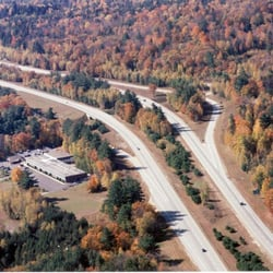 Photo Of Days Inn Campton Nh United States Aerial Picture
