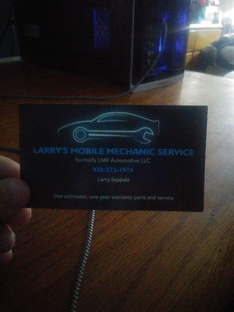 Larry's Mobile Mechanic Service: Spring Valley, AZ