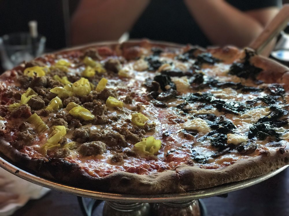 Luigi's Coal Oven Pizza