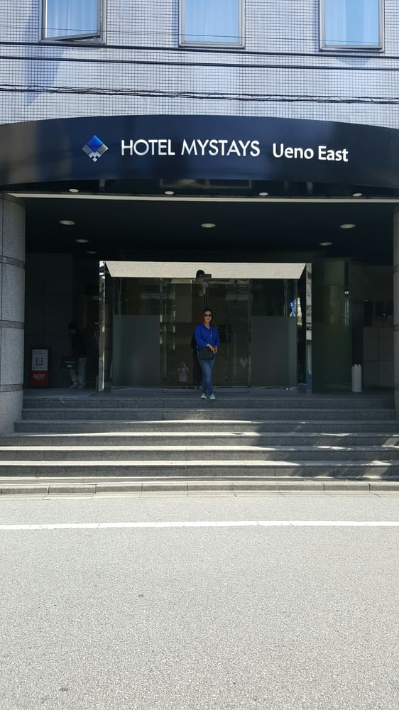 Nishishinjuku Hotel Mystays