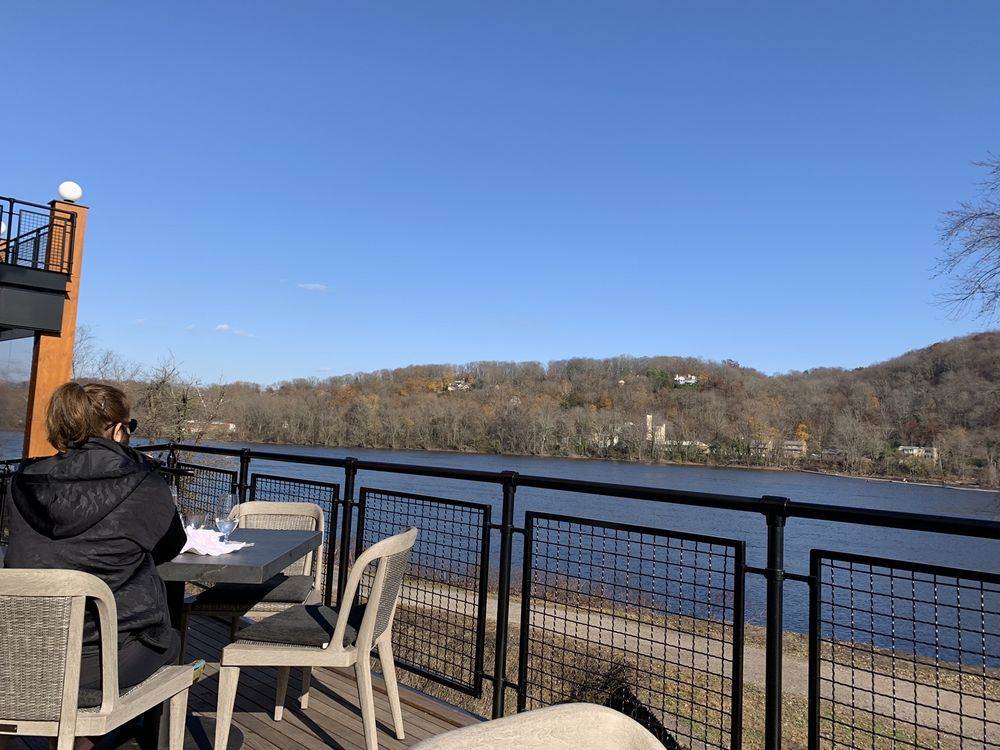 River House at Odette's: 274 S River Rd, New Hope, PA