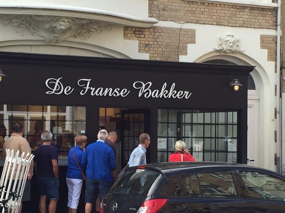 De franse bakker bakkers albert i laan 160 nieuwpoort for Bakker in de buurt