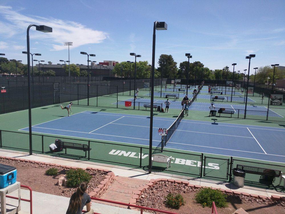 Frank and Vicki Fertitta Tennis Complex