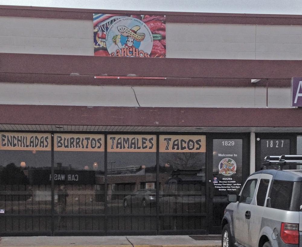 Sancho S Mexican Restaurant Colorado Springs