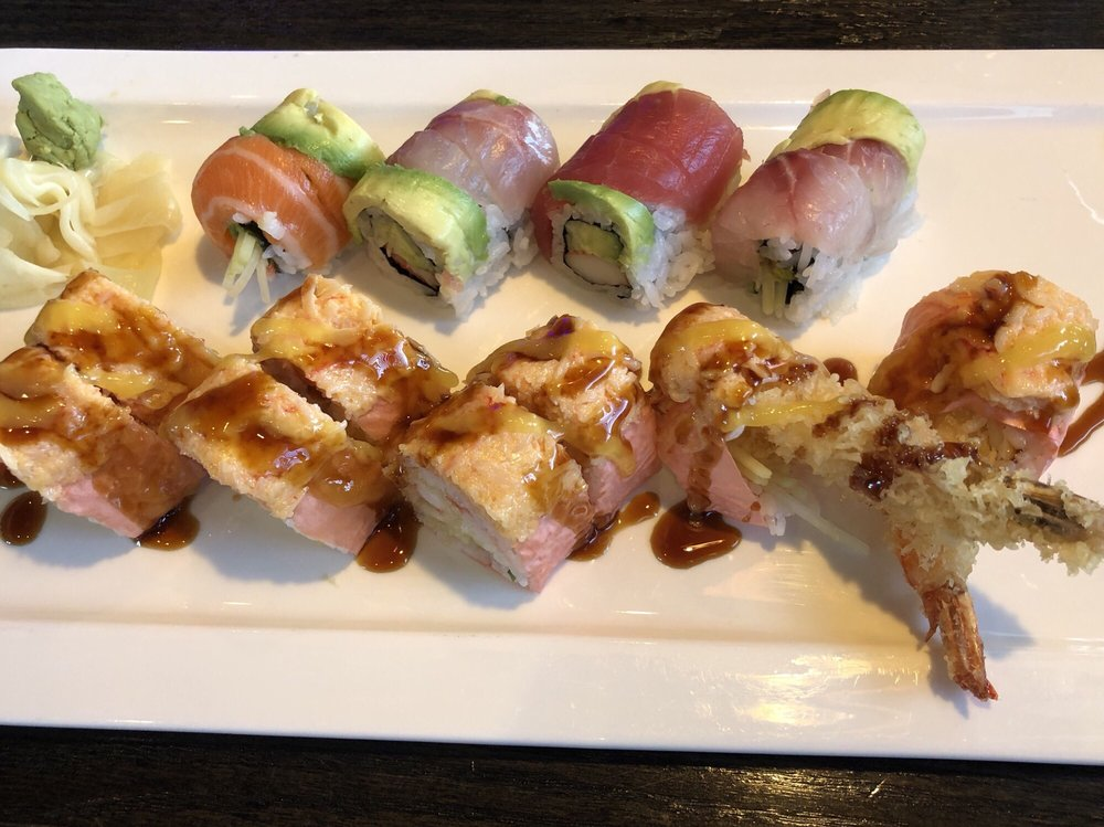 Zen Sushi Asian Cuisine: 1220 Long Beach Blvd, Ship Bottom, NJ