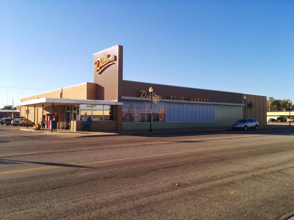 Dillon Stores: 1811 Main St, Great Bend, KS