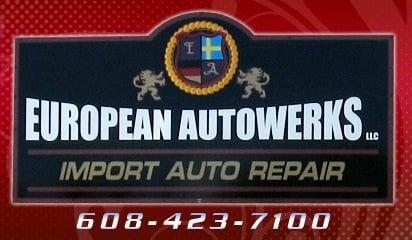 European Autowerks: 223 Jefferson St, Cambridge, WI