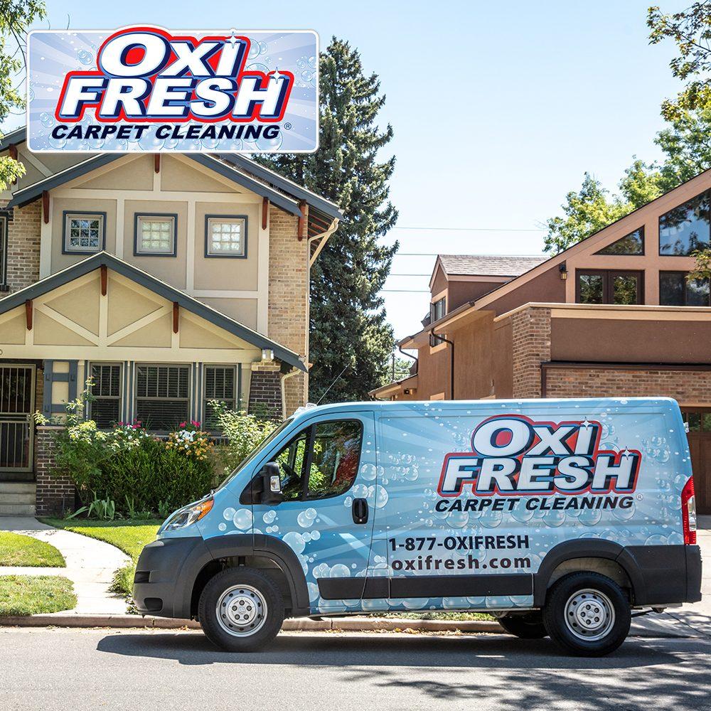 Oxi Fresh Carpet Cleaning: Benton Harbor, MI