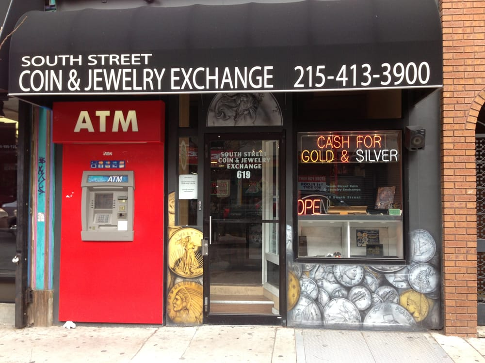 South street coin jewelry exchange gioiellerie 619 for Coin and jewelry exchange pleasant hill
