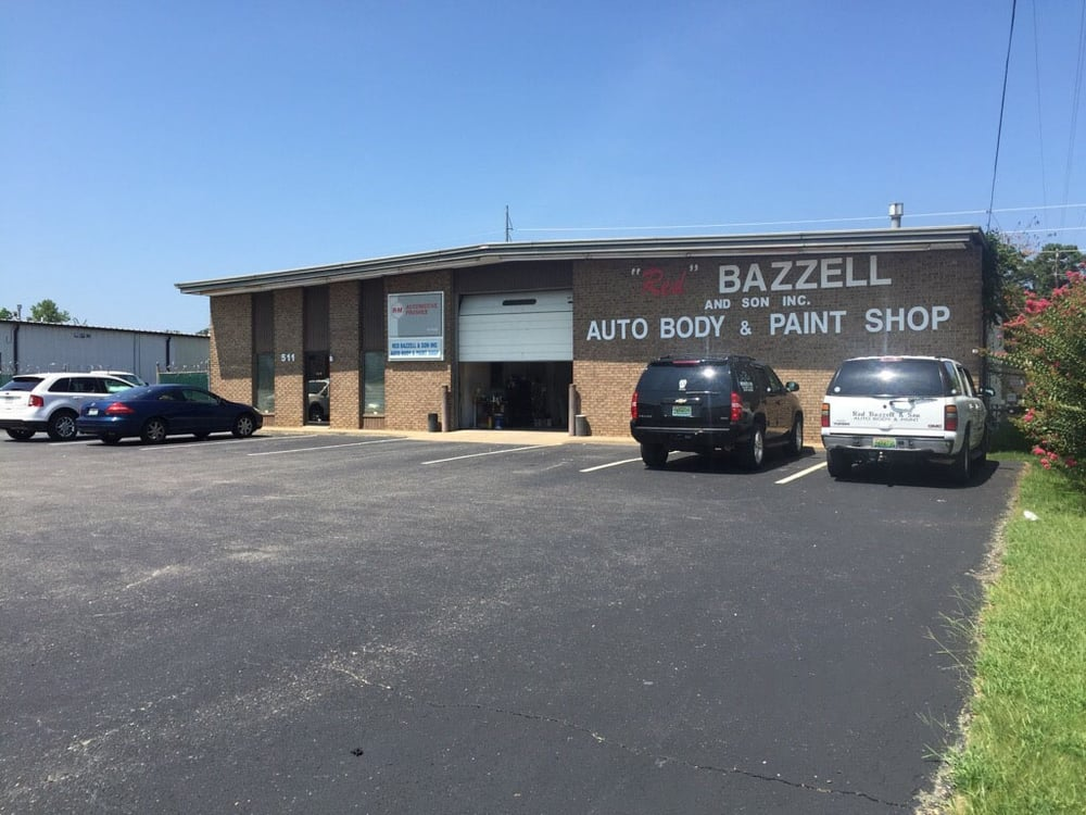 Bazzell Red & Son Auto Body & Paint Shop