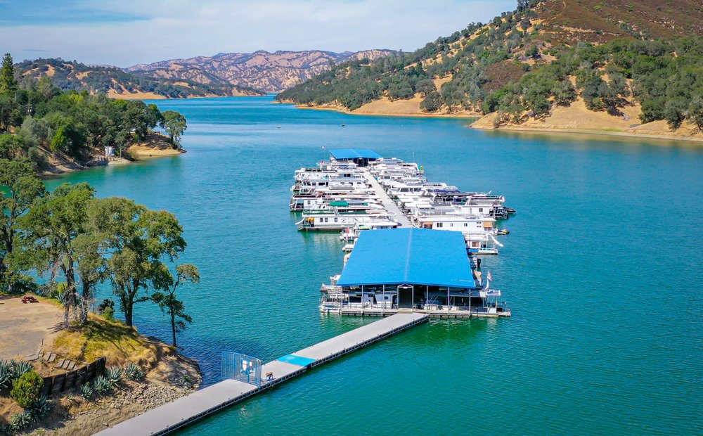 Pleasure Cove Marina: 6100 State Hwy 128, Napa, CA