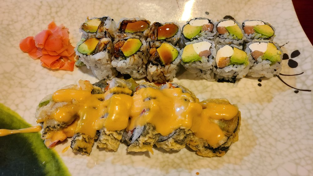 Food from Kenzo Japanese & Asian Fusion