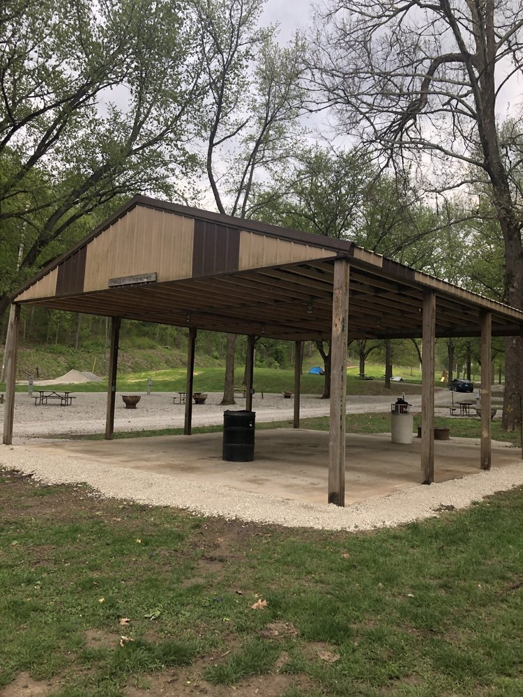 Mark Twain Cave And Campground: 7128 County Road 453, Hannibal, MO