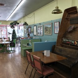 Photo Of The Corner Deli Emmett Id United States Quaint Booths Or