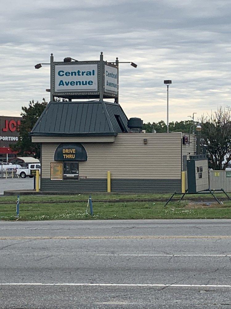 Central Avenue: 150 E Shockley Ferry Rd, Anderson, SC