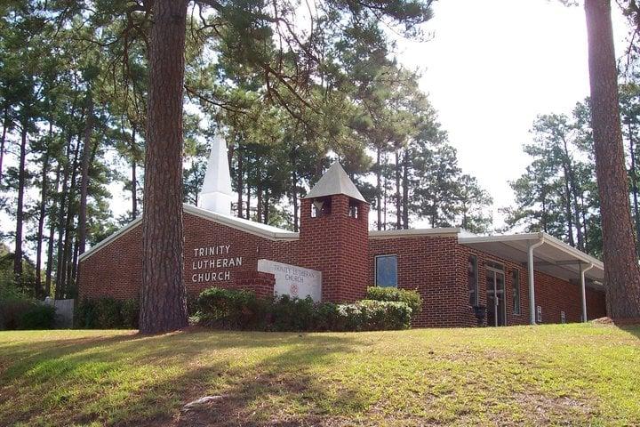 Trinity Lutheran Church: 221 Pan American Dr, Livingston, TX