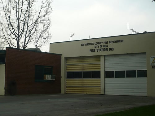 Bell Fire Department LACFD #163: 6320 Pine Ave, Bell, CA