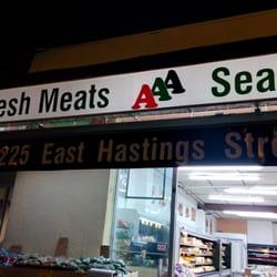 Triple AAA Market - Fruits & Veggies - 2225 E Hastings