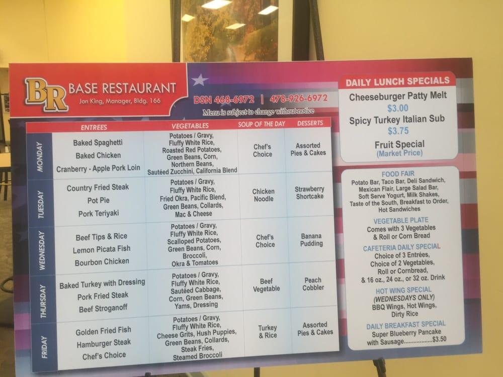 The Base Restaurant