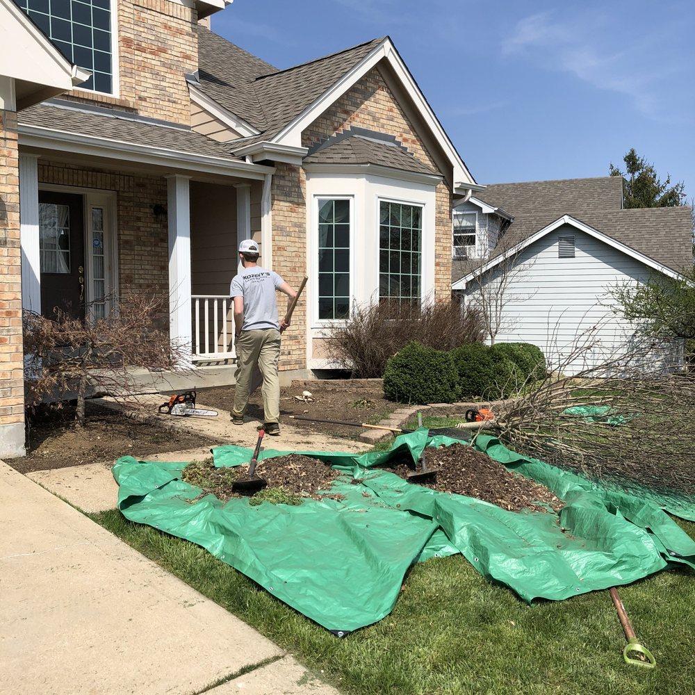 Kozeny's Lawn Service: Saint Louis, MO