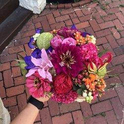 Photo of Ultra Violet Flowers - Washington, DC, United States. Beautiful arrangement!