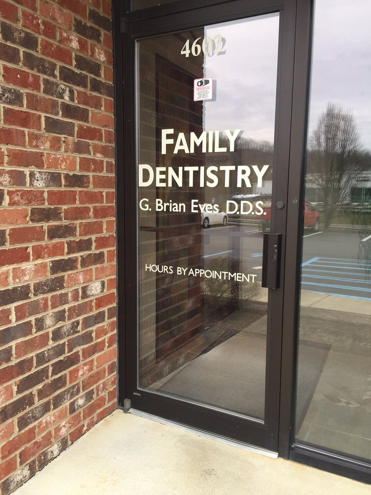 G. Brian Eves, DDS-Family Dentistry: 4602 Route 152, Lavalette, WV