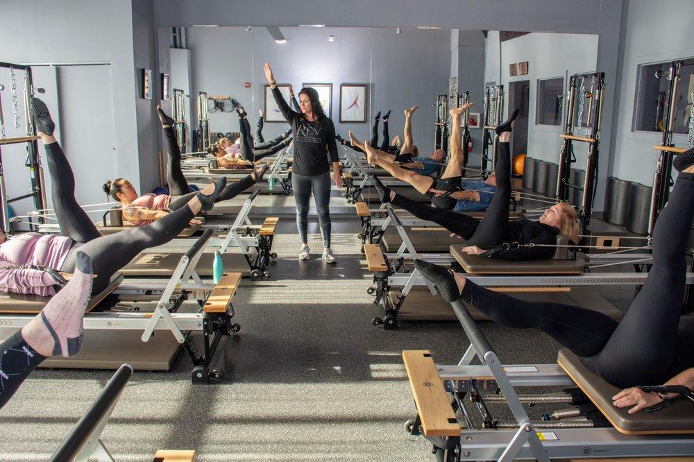 REV Pilates Gym