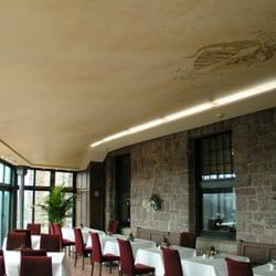 Photo Of Phoenix Interior Design   Kelowna, BC, Canada. Restaurant With  Imprinted Stretch