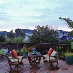 Photo Of Opal Cliff Beach House Santa Cruz Ca United States Backyard