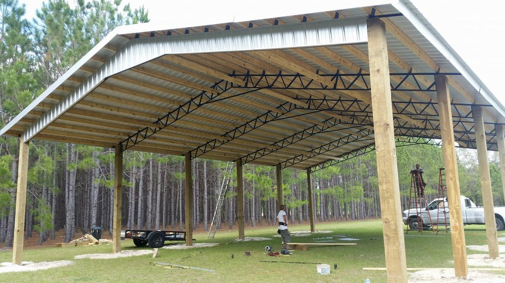 American Barn Busters: 27 NE 349th Ave, Old Town, FL