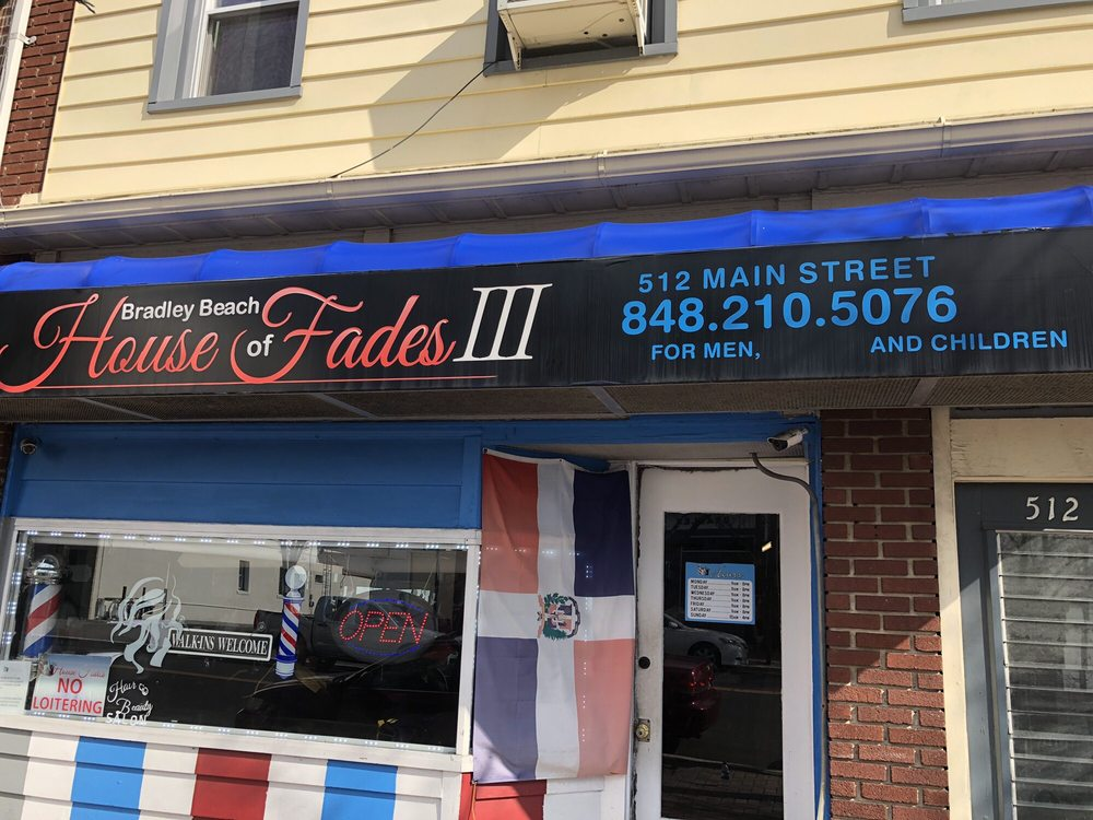 Bradley Beach House of Fades: 512 Main St, Bradley Beach, NJ