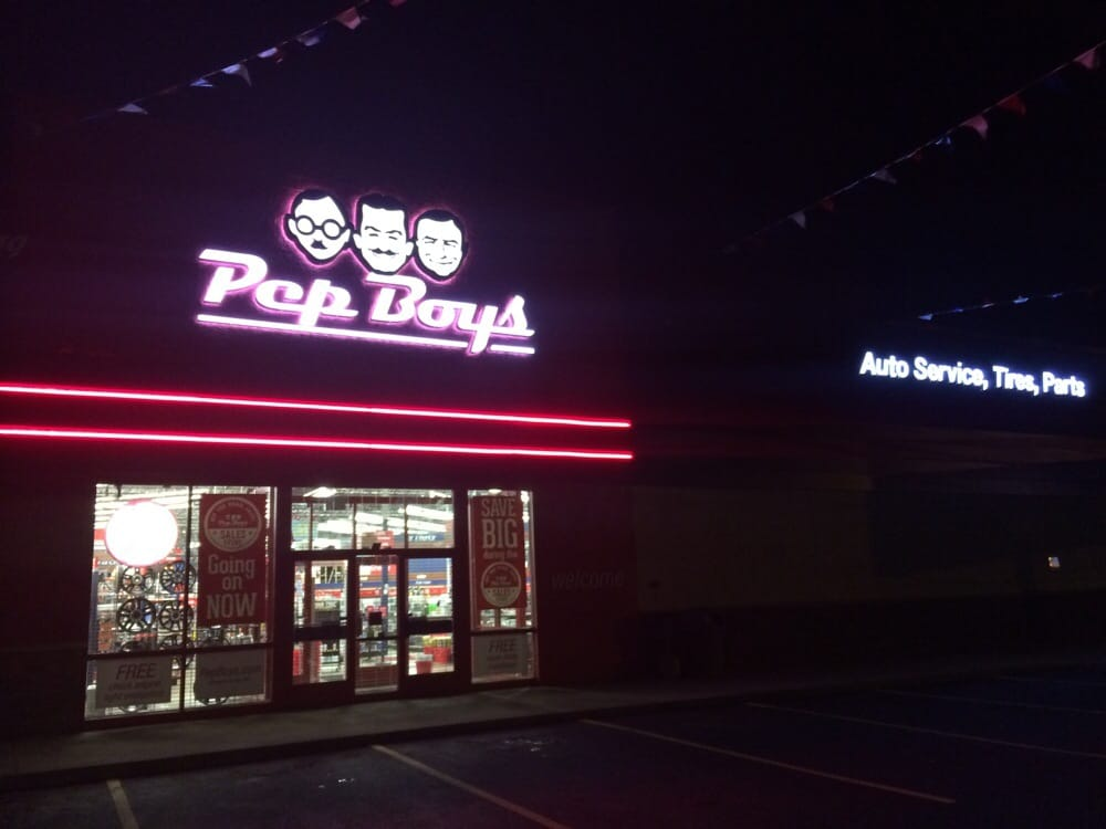 Pep Boys Auto Parts & Service, Portsmouth. 27 likes · were here. Pep Boys retail and service location offering a wide range of parts, tires and /5(19).