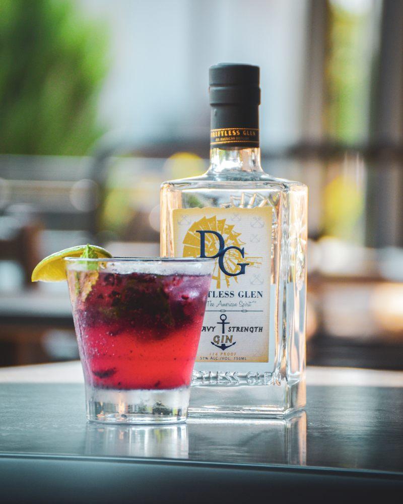 Driftless Glen Distillery: 300 Water St, Baraboo, WI