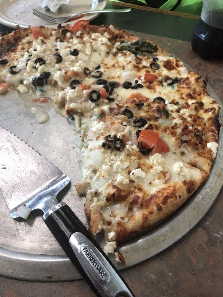 Milano's Pizza: 669 W Hill St, Tatum, TX