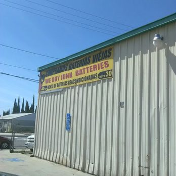 Used Car Batteries Near Me >> Roberto S Batteries Battery Stores 14540 Slover Ave
