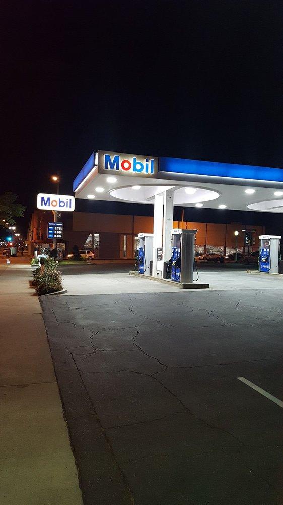 K & S Mobil Service Station