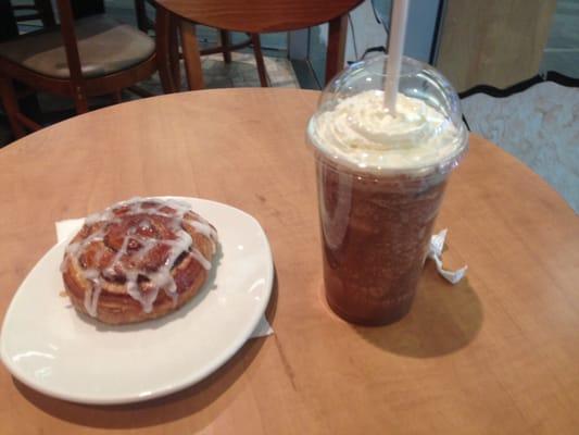 Cafe Bistro Van Houtte