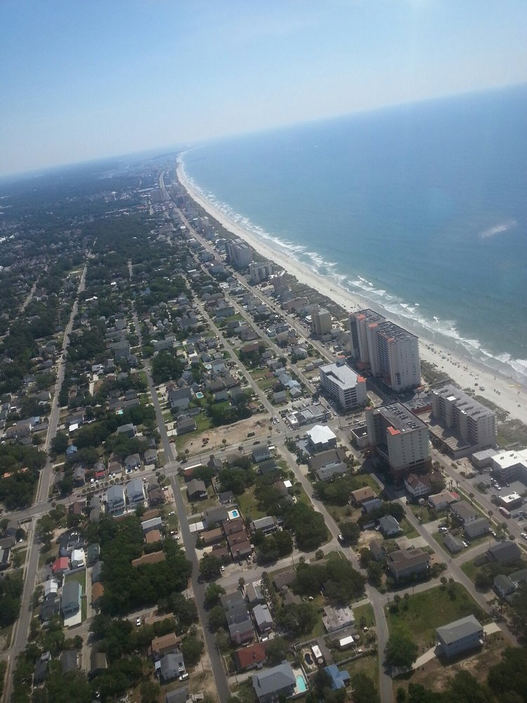 Helicopter Rides North Myrtle Beach Sc