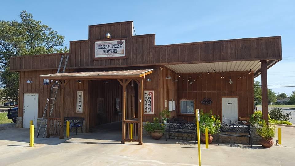 Clear Fork Coffee: 301 N Main St, Albany, TX
