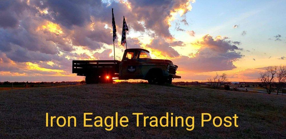 Iron Eagle Beer Garden: 6502 Hwy 290 E, Brenham, TX
