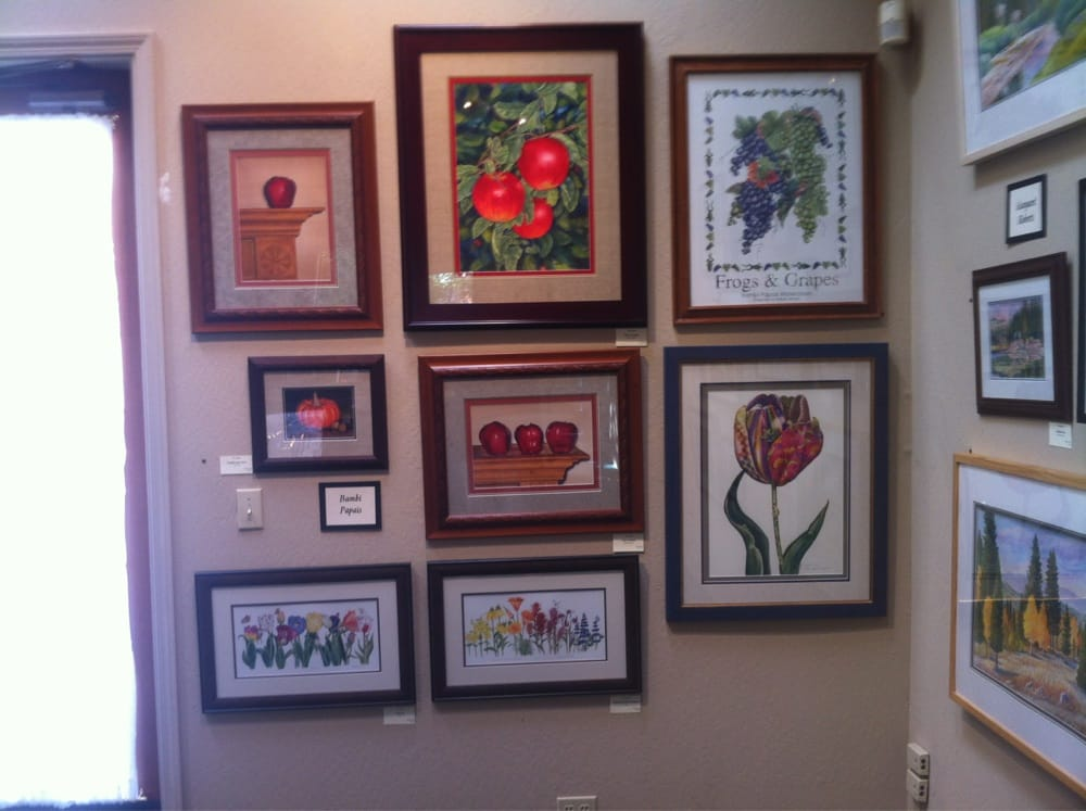 Art on Main: 466-B Main St, Murphys, CA