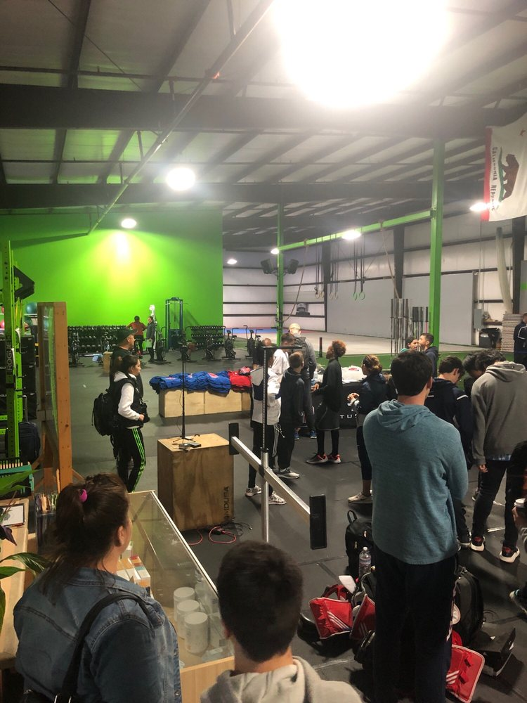Social Spots from Advanced Sports Performance