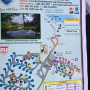 Florida Camping Map.Rainbow Springs State Campground 10 Reviews Campgrounds 18185