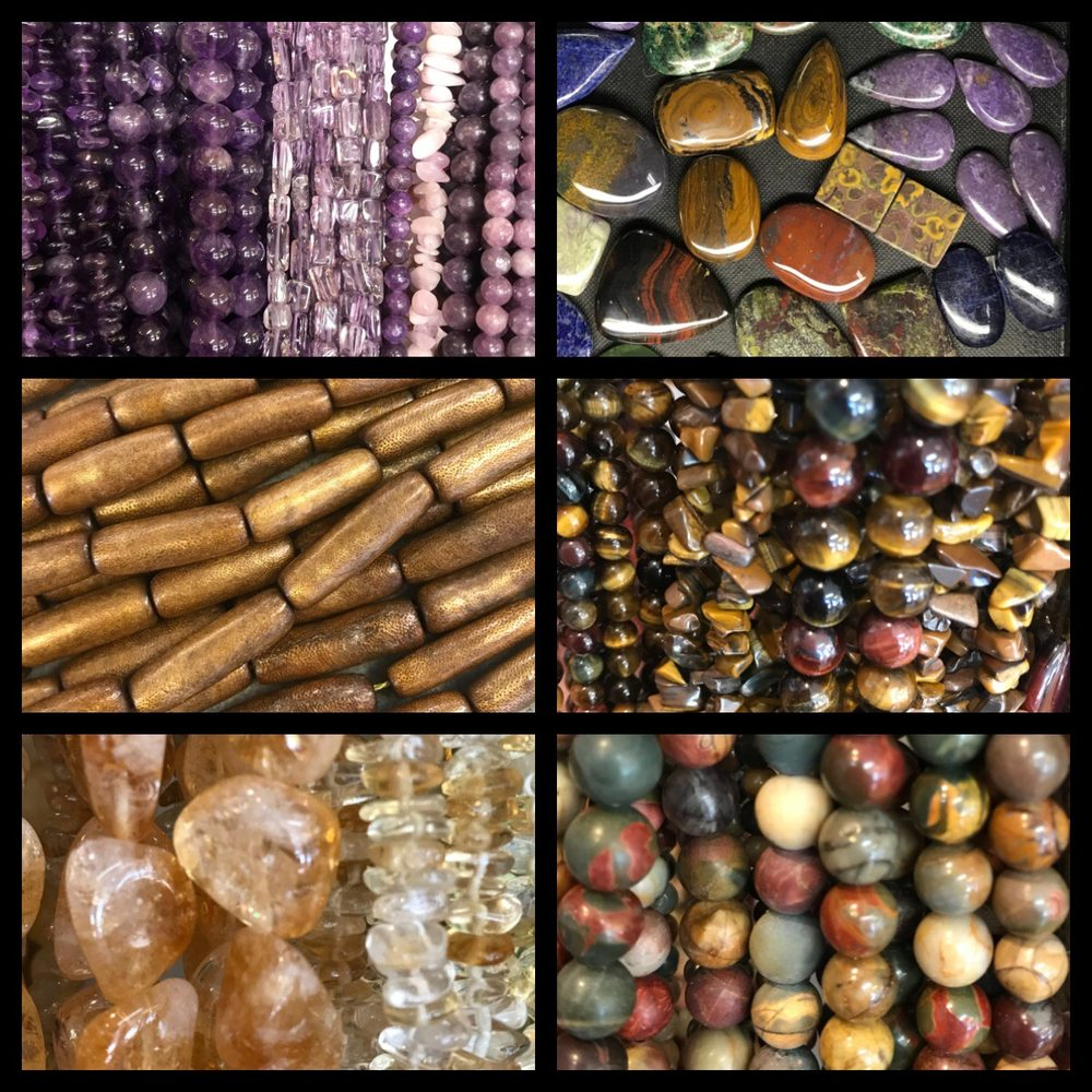 Cleveland Rocks and Beads: 2499 Lee Blvd, Cleveland Heights, OH