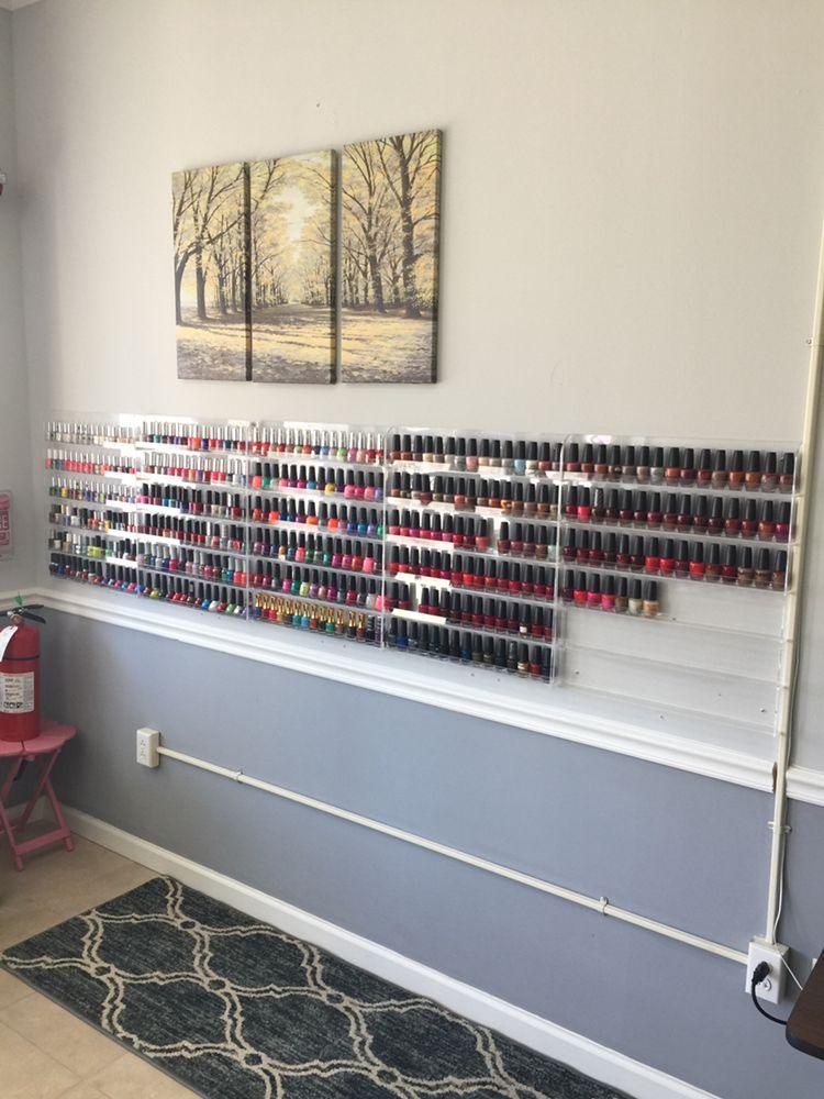 Apex Nail salon: 610 Laura Duncan Rd, Apex, NC