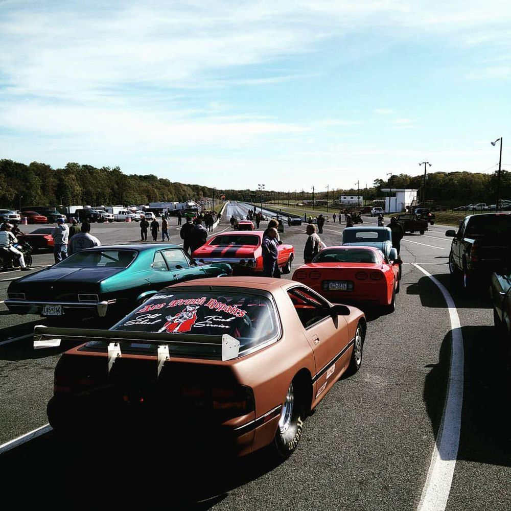 Cecil County Dragway: 1573 Theodore Rd, North East, MD