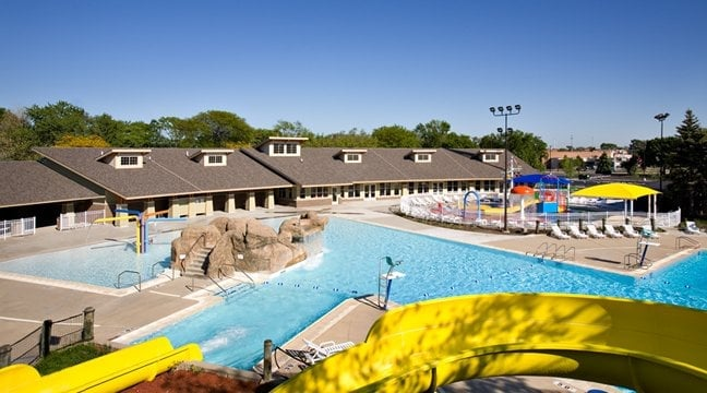 Niles Park District Oasis Waterpark 19 Reviews Water
