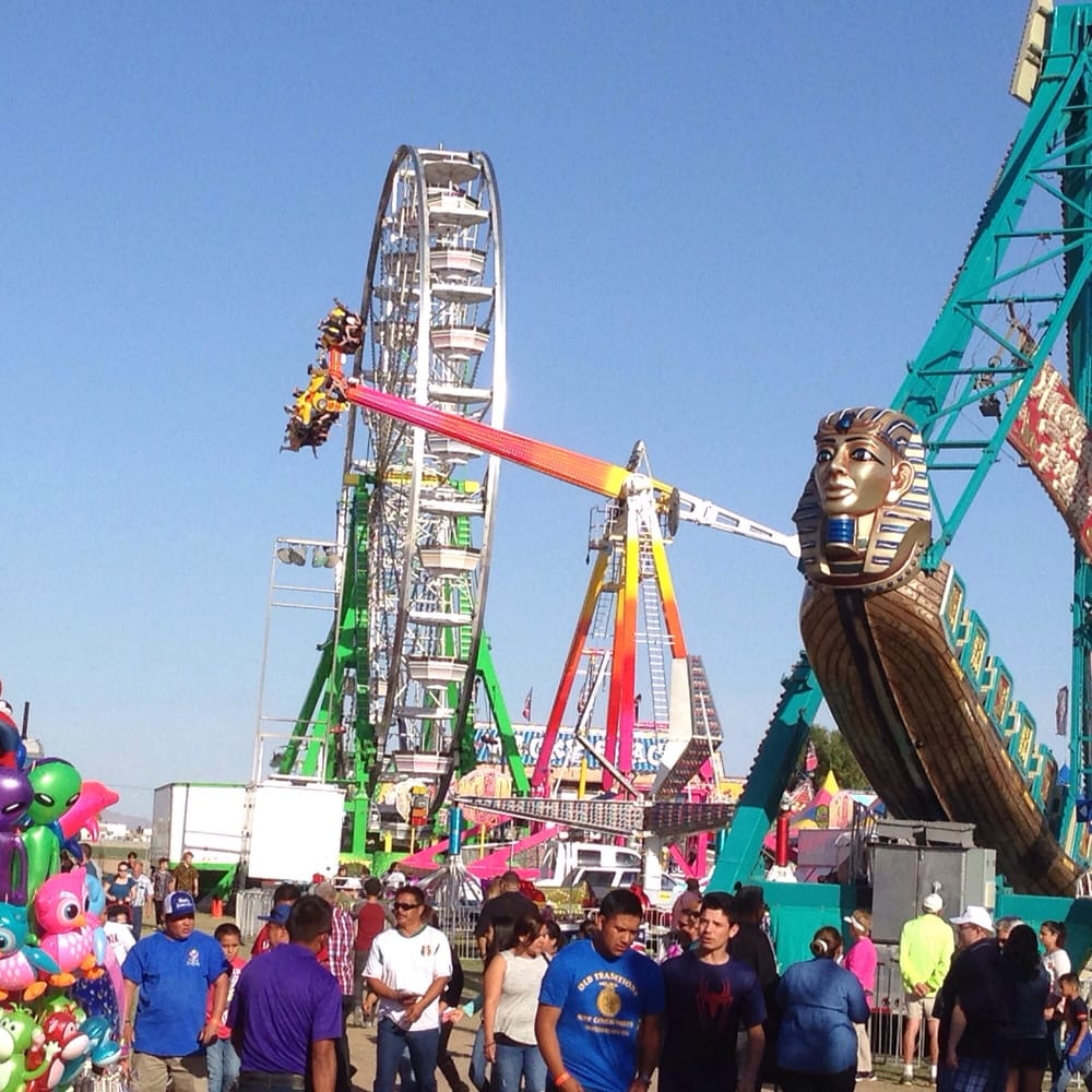 Yuma County Fair: 2520 E 32nd St, Yuma, AZ