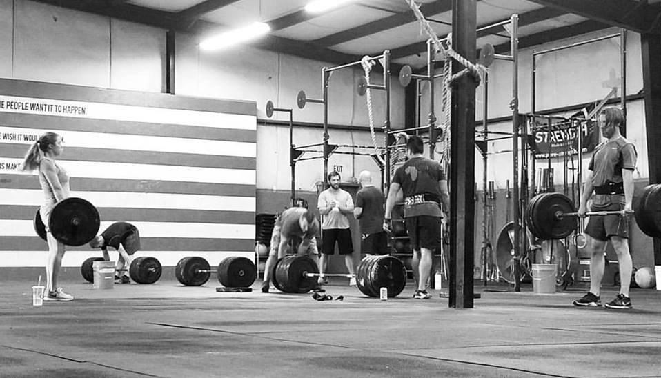 CrossFit Adrenaline: 790 West Ave, Cartersville, GA
